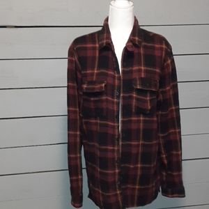 AG design unlikely futures plaid shirt 0267